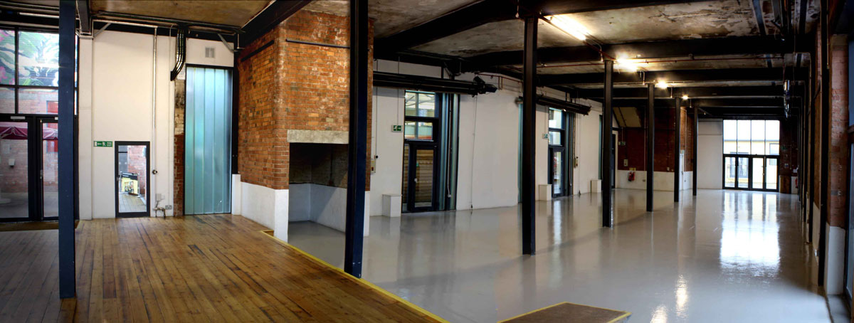 Paintworks Event Space, Bristol